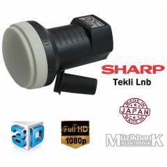 Sharp Universal Single (Tekli) LNB BS1K1EL100A