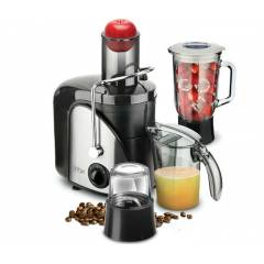 Sinbo SJ3133 Magic Bullet 3 Ba�l�kl� Blender Set