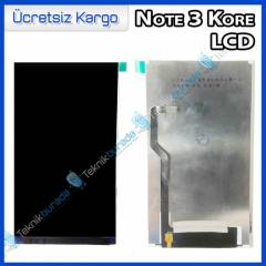 Galaxy Note 3 Kore LCD Ekran (Replika)