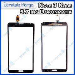 Galaxy Note 3 Kore 5.7 inc Dokunmatik (Replika)