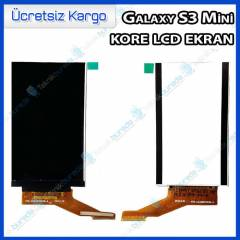 Galaxy S3 Mini Kore LCD Ekran (Replika) 2