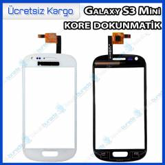 Galaxy S3 Mini Kore Dokunmatik Ekran (Replika)