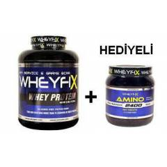 WHEYFIX Whey Protein 2270 Gr + AM�NO 460 TABLET