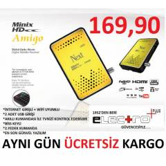 NEXT M�N�X AM�GO FULL HD UYDU ALICI *2014*