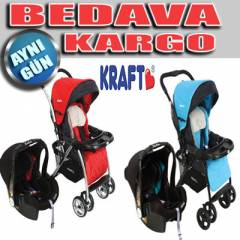 Kraft Aura Travel Sistem Puset Bebek Arabas�