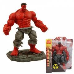Marvel Select Red Hulk Fig�r