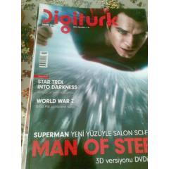 D�J�TURK KASIM 2013*SUPERMAN-MAN OF STEEL*WOLVER