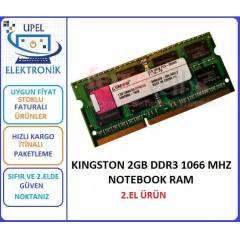 KINGSTON DDR3 1066 MHZ NOTEBOOK RAM
