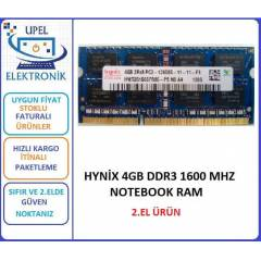 4 GB HYNIX DDR3 1600 MHZ NOTEBOOK RAM