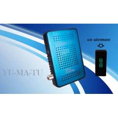 Yumatu Full HD 1080i HDMI Mini HD Uydu Al�c�s�