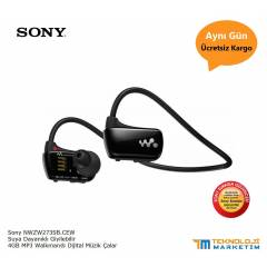 Sony NWZW273SB Cew Kablosuz Sport Mp3 Mp4 Player