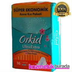 Orkid Ultra Extra Deo Fresh Normal 36'l�