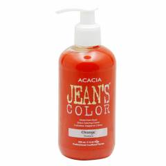 Acacia Jean's Color Sa� Boyas� Turuncu 250 ML