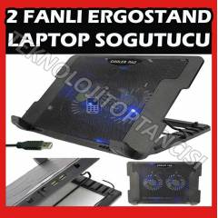 LAPTOP SO�UTUCU FAN STANDLI NOTEBOOK SO�UTUCUSU