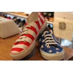 SUPERGA El Yap�m� USA Flag - Hand Made by S.A.R