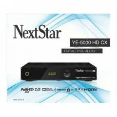 Next YE-5000 HD CX FULL HD Uydu Alıcısı,