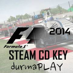 PC F1 2014 Steam CD Key EU Region Free