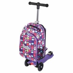Micro Maxi 4in1 Bavul Scooter - Floral Dot