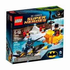 Lego Super Heroes 76010 Batman Penguin Face off
