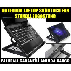 Laptop Notebook So�utucu Leptop Alt� Fan Sehpas�