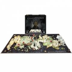 Game of Thrones 4D Puzzle Westeros 1500'l�k Yapb