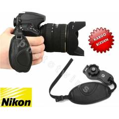 Nikon ��in Hand Grip Hand Strap El Ask�s� +KARGO