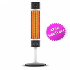 VE�TO V-CH1800 XE ( S�YAH ) �NFARED ISITICI