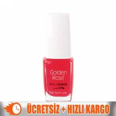 +Golden Rose 07 T�rnak Uzat�c� Ve Besl. Oje 12ml