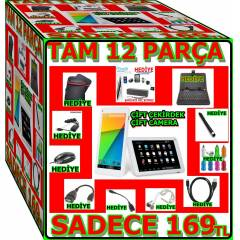 CONCORD TABLET PC+POWER BANK HED�YE TAM 12 PAR�A