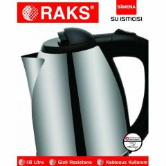 RAKS Simena Su Is�t�c� �elik Kettle 1.8LT
