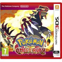 Pokemon Omega Ruby Nintendo 3DS ORJ�NAL PAL