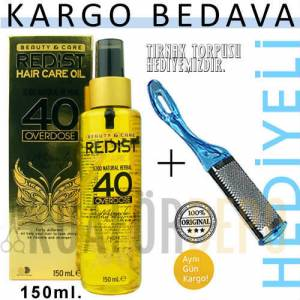 SA� BAKIM YA�I 150 ML.  |  RED�ST 40M MUC�ZES�