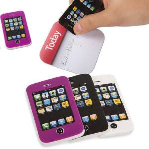 iPhone Erasers - iPhone �eklinde Silgi