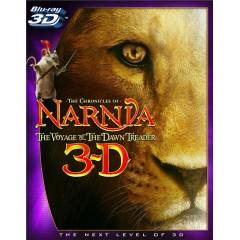 The Chronicles of Narnia 3D BLURAY F�LM