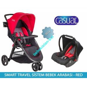 Casual Smart Jogger Travel Sistem Bebek Arabas�