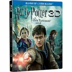 HARRY POTTER �L�M YAD�GARLARI 3D BLURAY F�LM