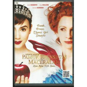 Pamuk Prenses'in Maceralar�(Mirror Mirror) DVD