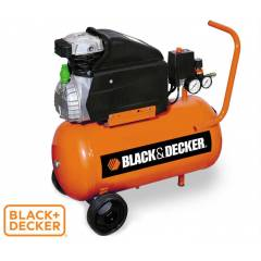 Black Decker CP2525 24 Lt 2 Hp Hava Kompresörü