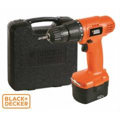 Black Decker CD121K 12 V �arjl� Matkap Vidalama