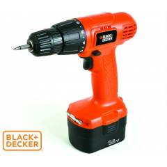 BLACK DECKER CD961 9,6 V �arjl� Matkap