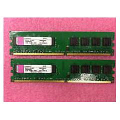 2 GB DDR2 667 MHZ K�NGSTON AMD  RAM� SIFIR