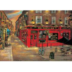 1000 PAR�A PUZZLE TEMPLE BAR KS-11276