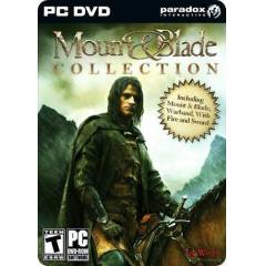 MOUNT & BLADE COLLECTION PC/MAC/LINUX STEAM KEY