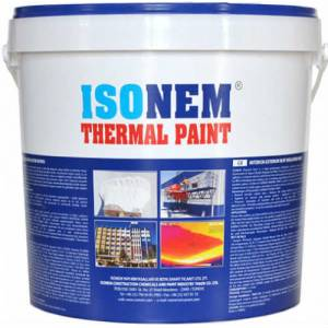 �sonem Thermal Paint Is� Yal�t�m Boyas� 18 k�
