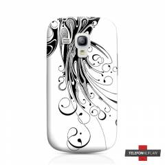 Samsung Galaxy S3 Mini i8190 Tribal 1 K�l�f