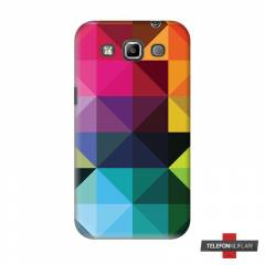 Samsung Galaxy Win i8550 Colorful K�l�f Kapa