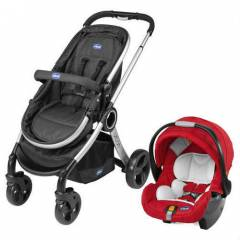 Chicco Urban Travel Sistem Bebek Arabas�+Renk Pa