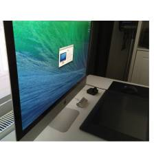 iMac 27 Late 2013 3,5 GHz i7 4GB Ekran Kart�