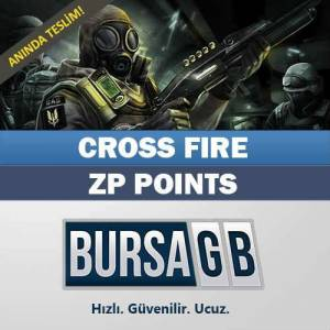 Crossfire 5000 ZP Cross fire  5.000 Z8 Points .,