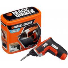 Black and Decker 3.6V Li-Ion �arjl� Vidalama